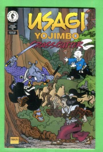 Usagi Yojimbo Vol 3 #16, November 1997