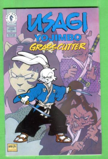 Usagi Yojimbo Vol 3 #17, January 1998