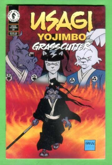 Usagi Yojimbo Vol 3 #22, July 1998