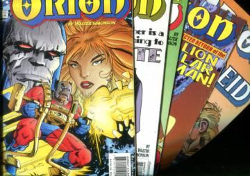 Orion #1-25, June 00- June 02 (Whole Serie)