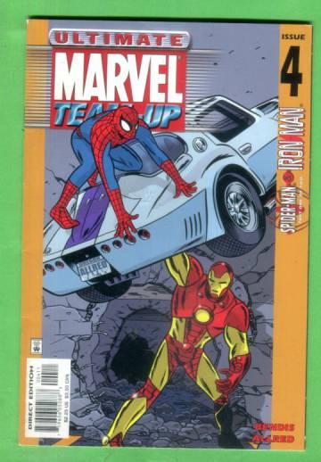 Ultimate Marvel Team-Up Vol 1 #4, July 2001