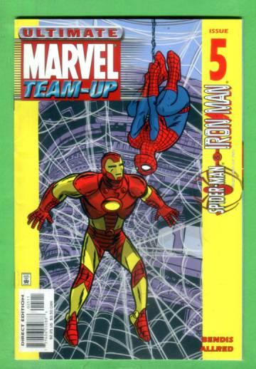 Ultimate Marvel Team-Up Vol 1 #5 Aug 01