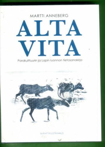 Alta vita - Porokulttuurin ja Lapin luonnon tietosanakirja