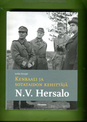 Kenraali ja sotataidon kehittäjä N. V. Hersalo