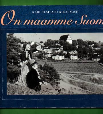 Oi maamme Suomi - Isänmaan historia kotimaisen näytelmäelokuvan kuvastimessa