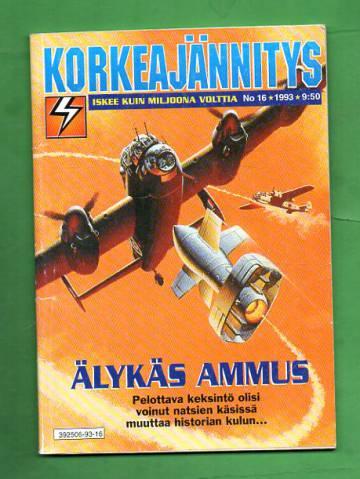 Korkeajännitys 16/93 - Älykäs ammus