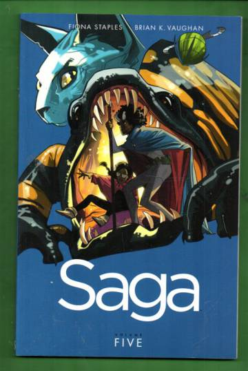 Saga: Volume 5