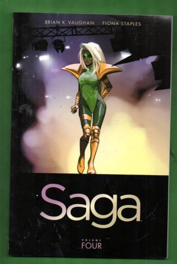 Saga: Volume 4