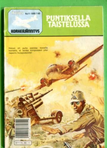 Ilmojen Korkeajännitys 11/89 - Puntiksella taistelussa