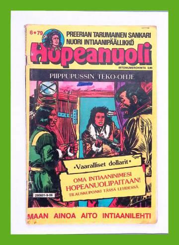 Hopeanuoli 6/79