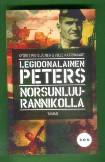 Legioonalainen Peters Norsunluurannikolla