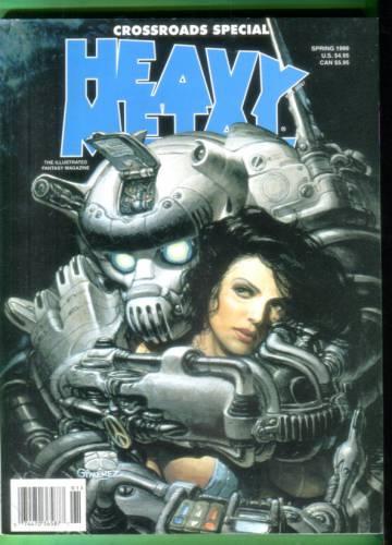 Heavy Metal Special Vol. 13, No. 1, Spring 1999: Crossroads