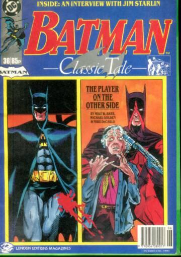 Batman Monthly #36