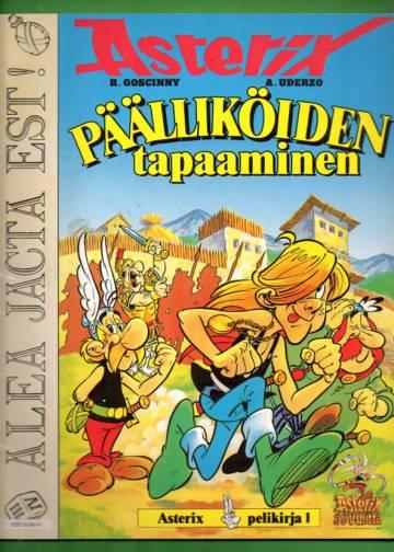 Asterix-pelikirja 1 - Päälliköiden tapaaminen