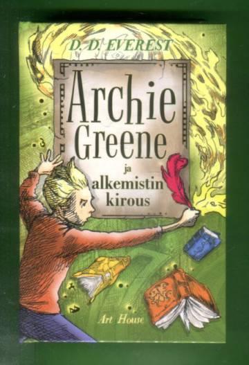 Archie Greene ja alkemistin kirous