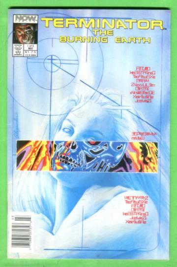 The Terminator: The Burning Earth Vol. 2, No. 1, March 1990
