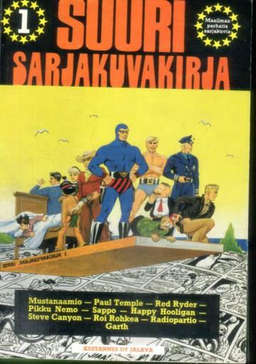 Suuri sarjakuvakirja 1