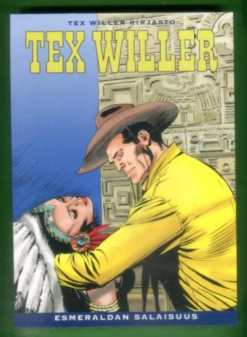 Tex Willer -kirjasto 37 - Esmeraldan salaisuus