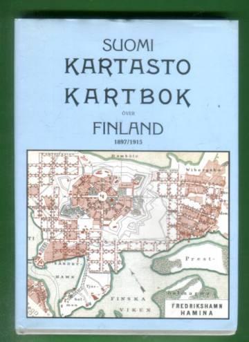 Suomi-Kartasto - Kartbok över Finland 1897/1915