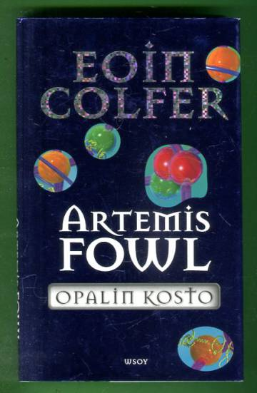 Artemis Fowl - Opalin kosto