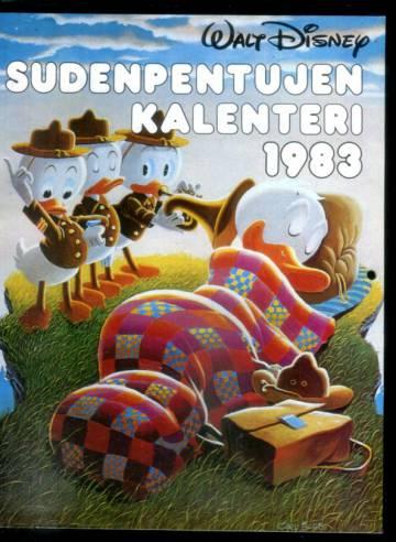 Aku Ankan tilaajalahja - Sudenpentujen kalenteri 1983
