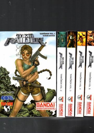 Tomb Raider: Tambokon Vol 1-5, May 06 - Sep 07 (Whole serie)