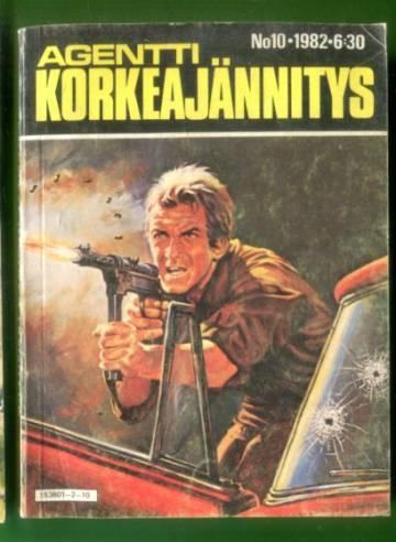 Agentti-Korkeajännitys 10/82
