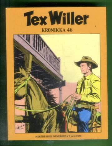 Tex Willer -kronikka 46 - Kotka ja salama & Lynkkaajat