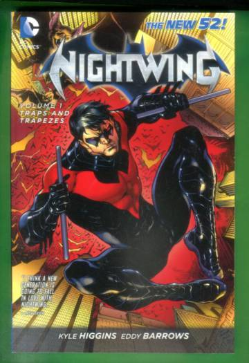 Nightwing Volume 1 - Traps and Trapezes