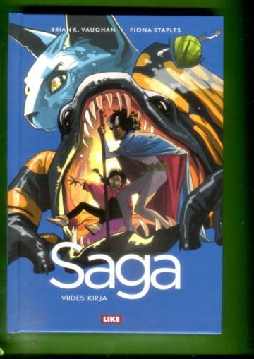Saga - Viides kirja
