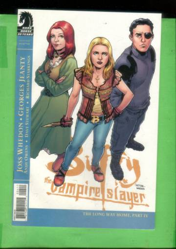 Buffy the Vampyre Slayer #4, June 2007