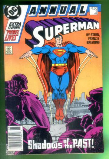 Superman Annual #2, 1988