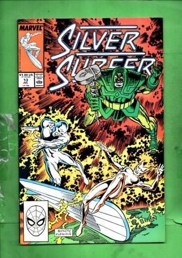Silver Surfer Vol. 3 #13 Jul 88