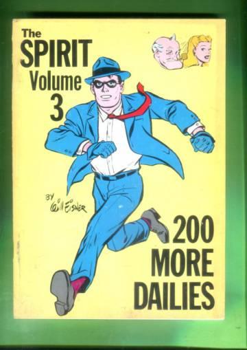 The Spirit Volume 3 - 200 More Dailies