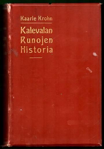 Kalevalan runojen historia