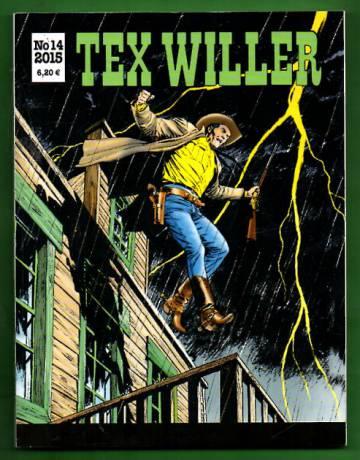 Tex Willer 14/15