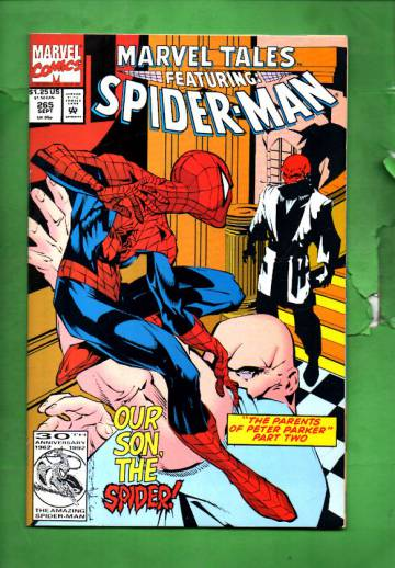 Marvel Tales Featuring Spider-Man Vol. 1 #265 Sep 92