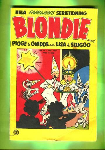 Blondie 12/53