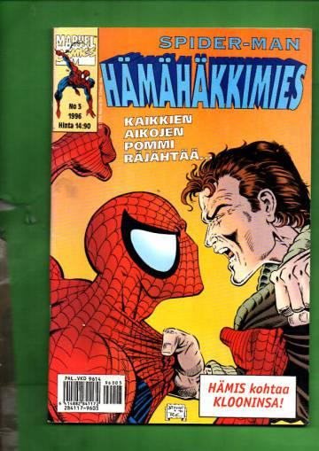 Hämähäkkimies 3/96 (Spider-Man)