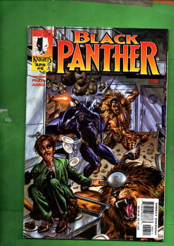 Black Panther Vol 2 #6, March 1999