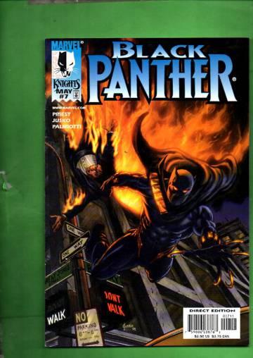 Black Panther Vol 2 #7, May 1999