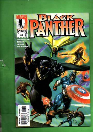 Black Panther Vol 2 #8, June 1999