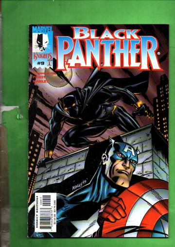Black Panther Vol 2 #9, July 1999