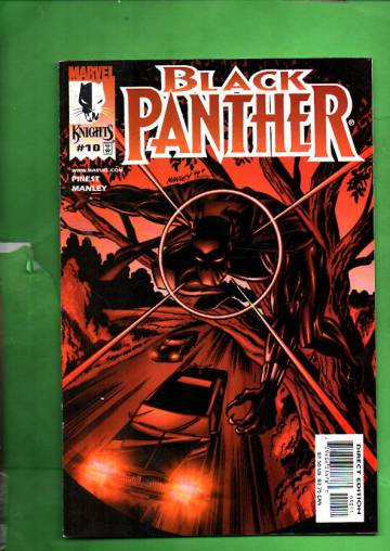 Black Panther Vol 2 #10, August 1999