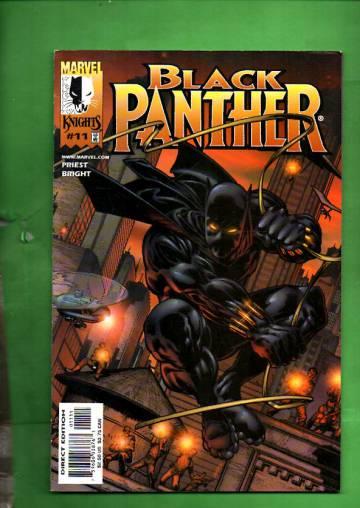 Black Panther Vol 2 #11, Semptember 1999