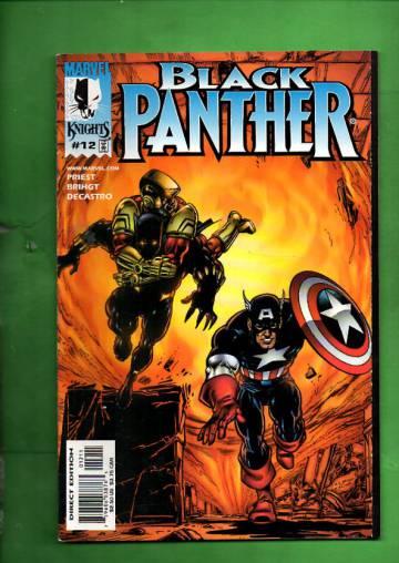Black Panther Vol 2 #12, October 1999