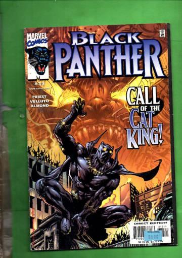 Black Panther Vol 2 #13 Dec 99