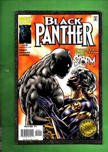 Black Panther Vol 2 #26, January 2000