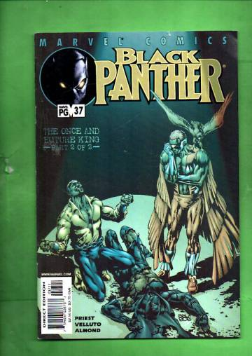 Black Panther Vol 2 #37 Jan 01