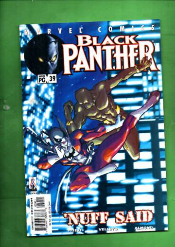 Black Panther Vol 2 #39, February 2002
